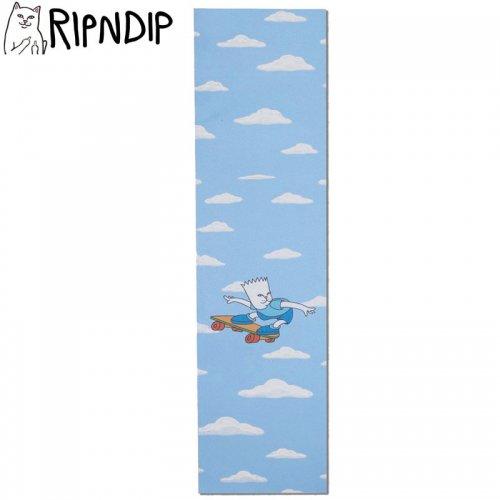 【RIPNDIP リップンディップ スケボー デッキテープ】CATWABUNGA GRIPTAPE 9 x 33 クラウズ NO5