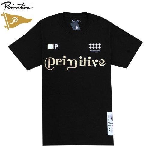 【PRIMITIVE プリミティブ スケボー Tシャツ】PLAY TEE【ブラック】NO31