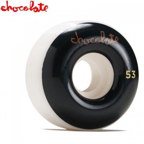 【チョコレート CHOCOLATE スケートボード ウィール】OG CHUNK STAPLE WHEELS 99A【53mm】NO43