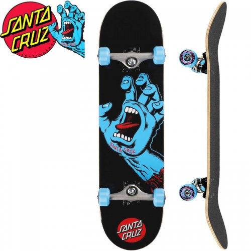 【サンタクルーズ SANTA CRUZ スケートボード コンプリート】SCREAMING HAND FULL COMPLETE 95A【8.0インチ】スクリーミングハンド NO80