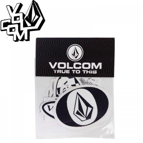 【ボルコム VOLCOM ステッカー】REVIVAL STICKER PACK【7枚入り】NO399
