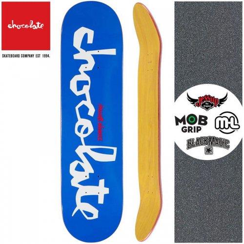 【チョコレート CHOCOLATE スケートボード デッキ】ALVAREZ ORIGINAL CHUNK【8.0インチ】NO213