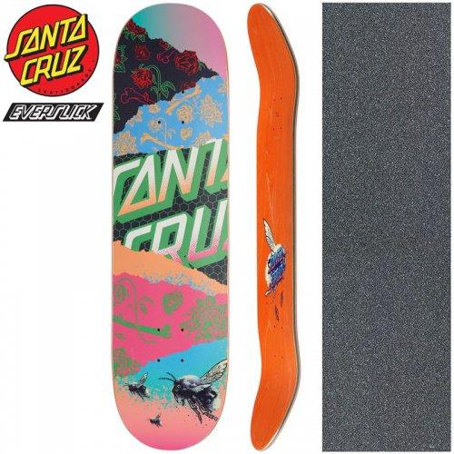 【サンタクルーズ SANTA CRUZ スケートボード デッキ】POLARIZED EVERSLICK DECK【8.0インチ】NO174