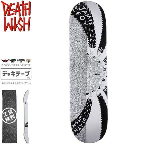 【デスウィッシュ DEATH WISH スケートボードデッキ】FOY DEATH WAR 3000 DECK【8.25インチ】NO132