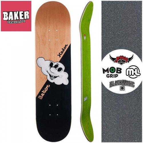 【ベーカー BAKER スケートボード デッキ】KADER BRAINSTORM DECK【8.0インチ】NO288