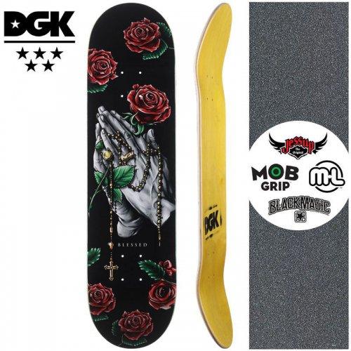 【ディージーケー DGK スケートボード デッキ】BLESSED DECK【8.1インチ】NO346