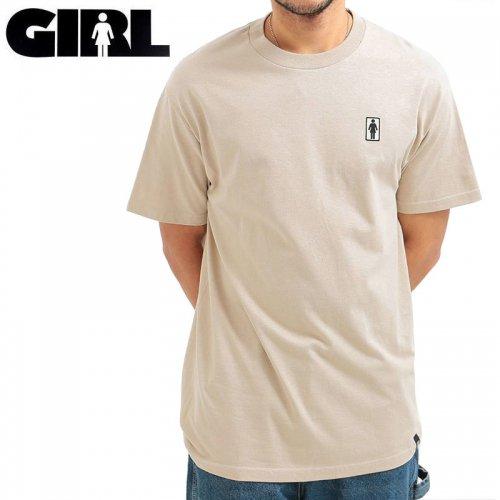 【ガール GIRLSKATEBOARD スケボー Tシャツ】POSTAL OG TEE【サンド】NO314