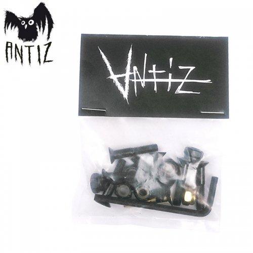 【ANTIZ アンティス スケートボード ハードウェア】ALLEN HARDWARE【六角】【1インチ】NO1