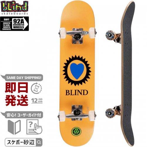 【ブラインド BLIND キッズ スケボー コンプリート】7 HEART YOUTH COMPLETE 92A【7.0インチ】NO75