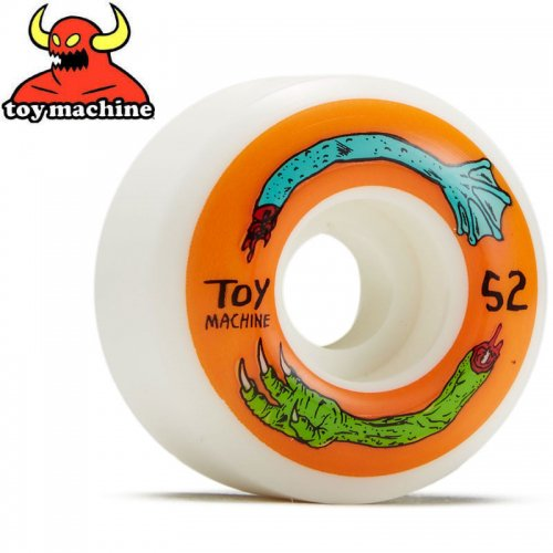 【トイマシン TOY MACHINE ウィール】FOS ARMS WHEEL 100A【52mm】NO48