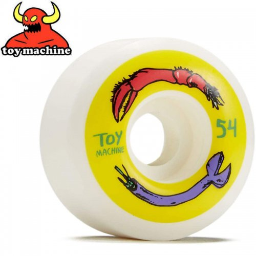 【トイマシン TOY MACHINE ウィール】FOS ARMS WHEEL 100A【54mm】NO49