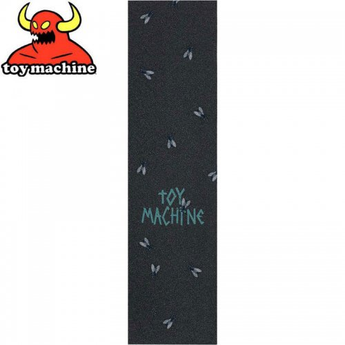 【TOY MACHINE トイマシーン デッキテープ】FLIES GRIP TAPE 9 x 33 NO10