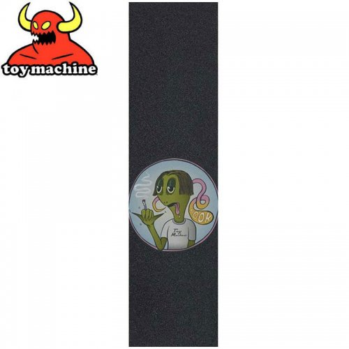【TOY MACHINE トイマシーン デッキテープ】STONER TB GRIP TAPE 9 x 33 NO12