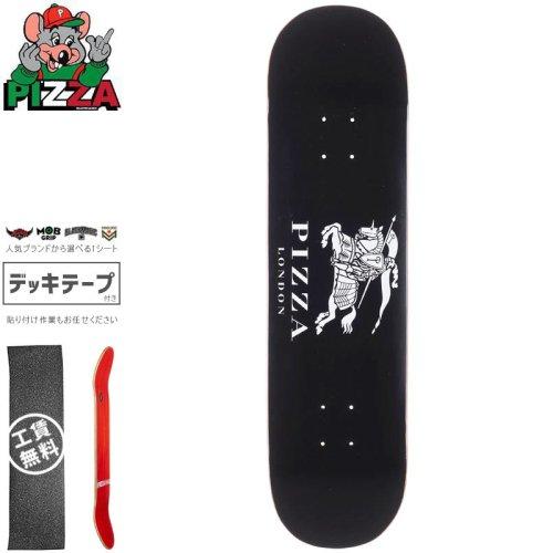 【PIZZA SKATEBOARDS ピザ スケートボード デッキ】BERRY DECK【8.12インチ】NO15
