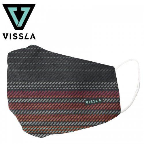 【ヴィスラ VISSLA 小物 マスク】BOO MASK ブラッド NO6