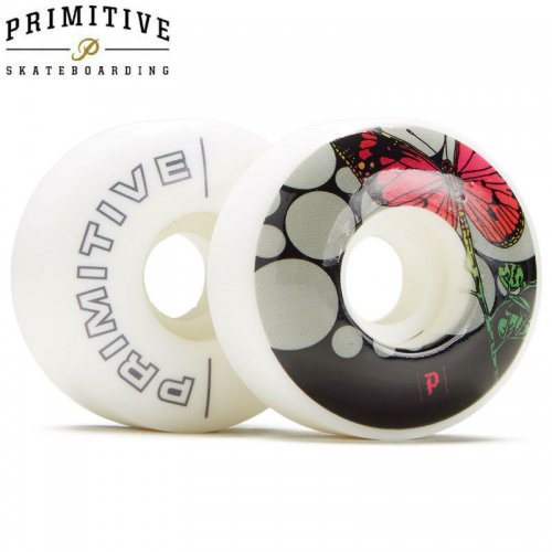 【PRIMITIVE プリミティブ スケボー ウィール】RODRIGUEZ CYCLES WHEELS 101A【52mm】NO10
