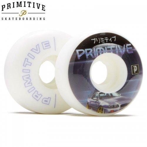 【PRIMITIVE プリミティブ スケボー ウィール】RPM TEAM WHEELS 101A【54mm】NO12