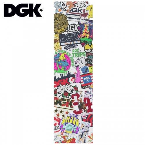 【DGK ディージーケー デッキテープ】STIX GRIP TAPE NO8