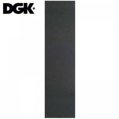 【DGK ディージーケー デッキテープ】OG BLACK GRIP TAPE NO10