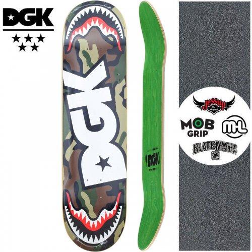 【ディージーケー DGK スケートボード デッキ】PILOT DECK【8.25インチ】NO349