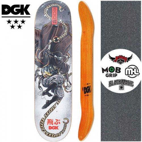 【ディージーケー DGK スケートボード デッキ】MASHUP BOO DECK【8.25インチ】NO350