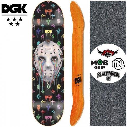 【ディージーケー DGK スケートボード デッキ】MASHUP FAGUNDES DECK【7.9インチ】NO355