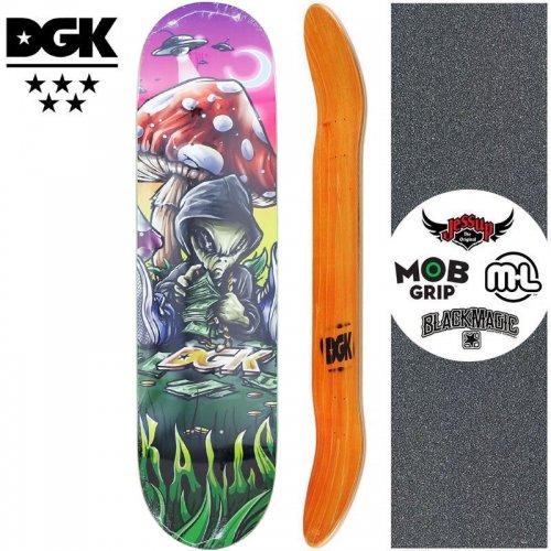 【ディージーケー DGK スケートボード デッキ】MASHUP KALIS DECK【8.0インチ】NO356