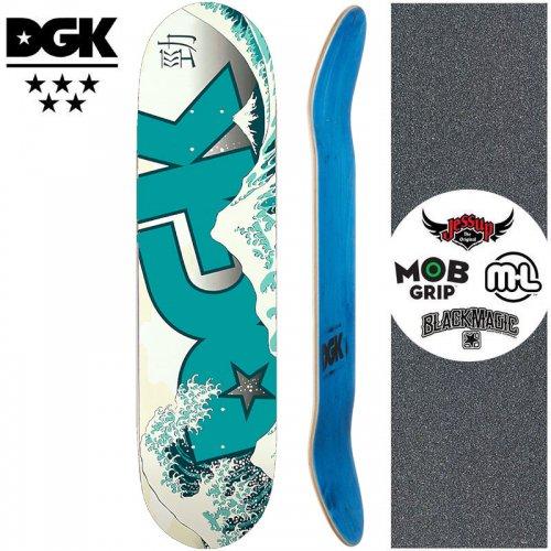 【ディージーケー DGK スケートボード デッキ】TSUNAMI DECK【7.75インチ】NO359
