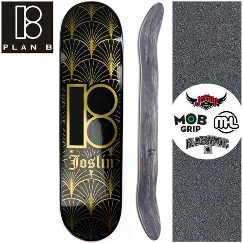 【プランビー PLAN-B スケートボード デッキ】JOSLIN PARADISE DECK【8.0インチ】NO189