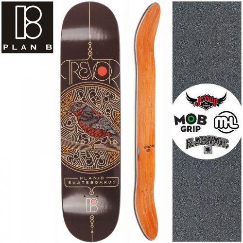 【プランビー PLAN-B スケートボード デッキ】TREVOR CHORUS DECK【7.75インチ】NO191