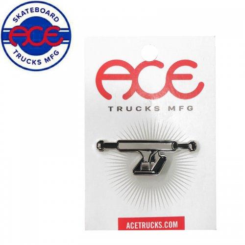 【ACE TRUCKS エース スケボー ピンバッチ】TRUCK PIN 3.8cm×1.2cm NO2