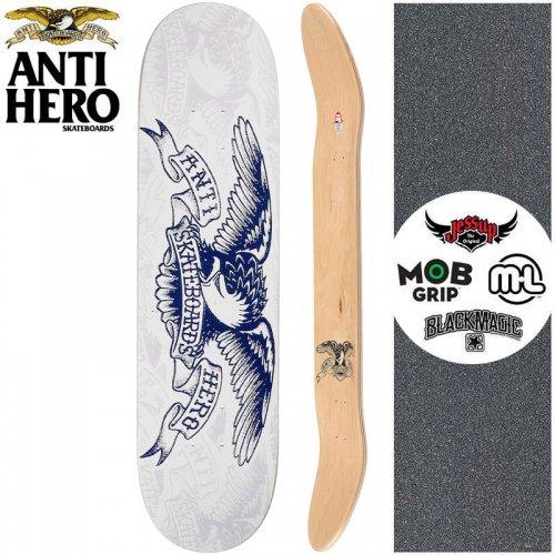 【ANTI HERO アンタイヒーロー スケートボード デッキ】COPIER EAGLE PP DECK【8.06インチ】NO148