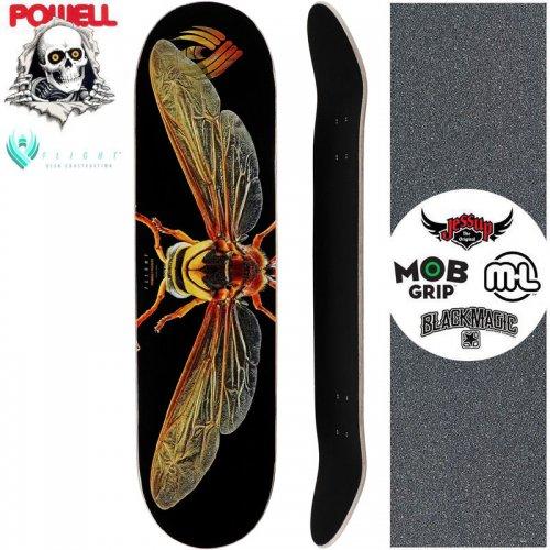 【パウエル POWELL スケートボード デッキ】POTTER WASP BISS FLIGHT DECK 247【8.0インチ】NO95