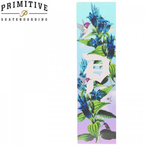 【PRIMITIVE プリミティブ スケボー デッキテープ】HUMMING GRIP TAPE 9x33 NO14
