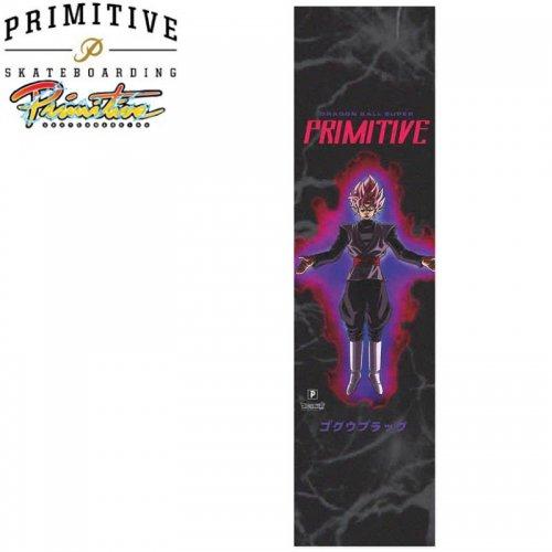 【プリミティブ PRIMITIVE デッキテープ】BLACK ROSE GRIP TAPE ドラゴンボール 9x33 NO15