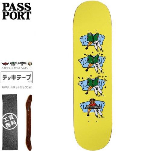 【PASS~PORT パスポート スケートボード デッキ】WHAT U THOUGHT LEGS DECK【8.0インチ】NO41