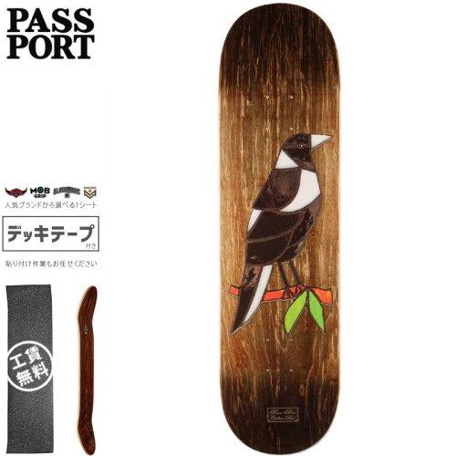 【PASS~PORT パスポート スケートボード デッキ】STAINGLASS CALLUM PAUL DECK【7.875インチ】NO51