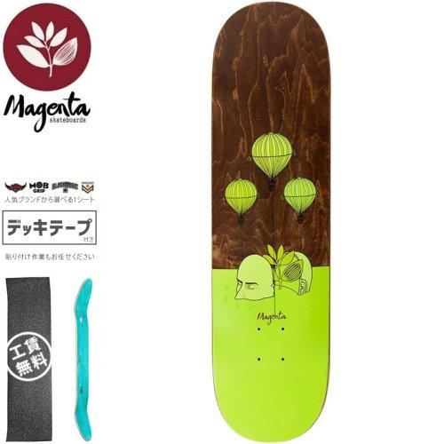 【マゼンタ MAGENTA スケートボード デッキ】FEIL LANDSCAPE DECK【8.0インチ】NO90