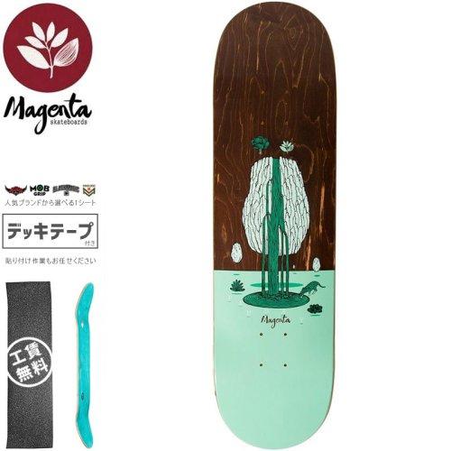 【マゼンタ MAGENTA スケートボード デッキ】PANDAY LANDSCAPE DECK【7.75インチ】NO91