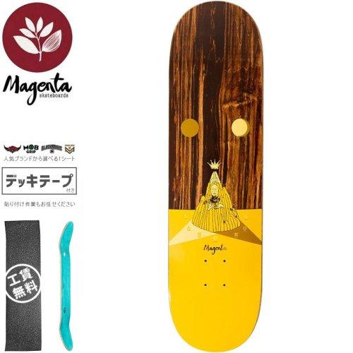 【マゼンタ MAGENTA スケートボード デッキ】LANNON LANDSCAPE DECK【7.875インチ】NO93
