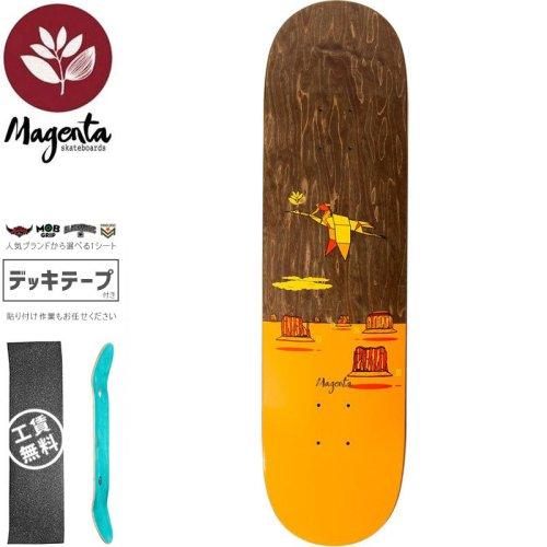 【マゼンタ MAGENTA スケートボード デッキ】GORE LANDSCAPE DECK【8.0インチ】NO94