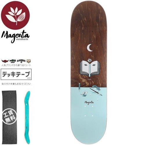 【マゼンタ MAGENTA スケートボード デッキ】FOX LANDSCAPE DECK【7.875インチ】NO95