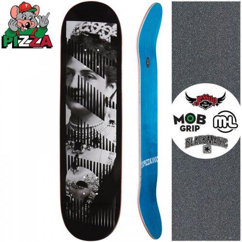 【PIZZA SKATEBOARDS ピザ スケートボード デッキ】SPEEDY QUEEN DECK【8.5インチ】NO36