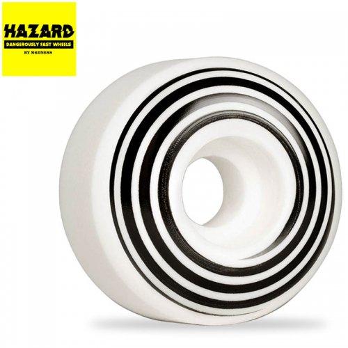 【HAZARD ハザード スケボー ウィール】SWIRL CP 101A RADIAL WHEELS【53mm】【55mm】NO1