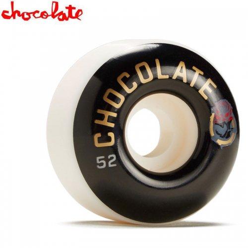 【チョコレート CHOCOLATE スケートボード ウィール】LUCHADOR STAPLE WHEEL 99A【52mm】NO46