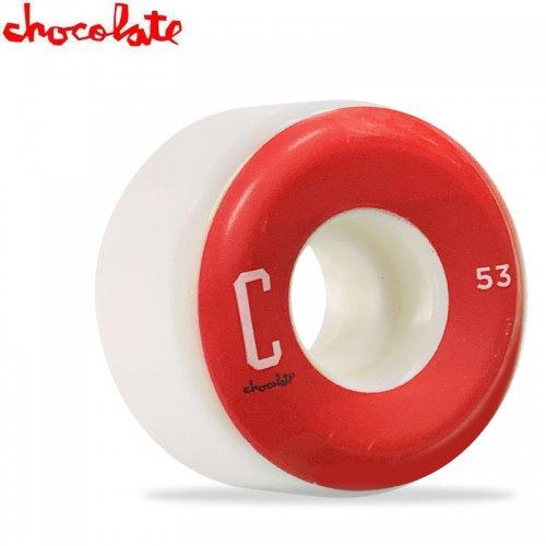 【チョコレート CHOCOLATE スケートボード ウィール】BIG C CONICAL FULL WHEEL 99A【53mm】NO47