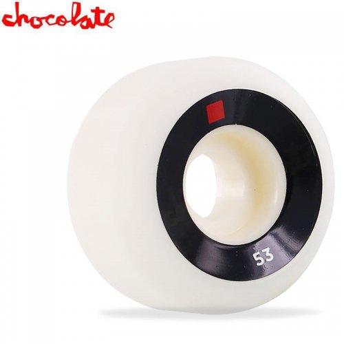 【チョコレート CHOCOLATE スケートボード ウィール】LOST CHUNK CONICAL WHEEL【53mm】NO48