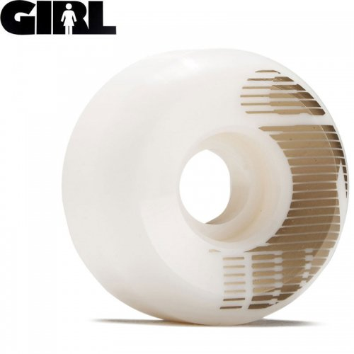 【GIRL SKATEBOARD ガール スケートボード ウィール】NATIONAL HERO CONICAL WHEEL 99A【57mm】NO48