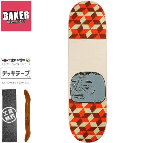 【ベーカー BAKER スケートボード デッキ】SPANKY BARRY DECK【8.5インチ】NO298