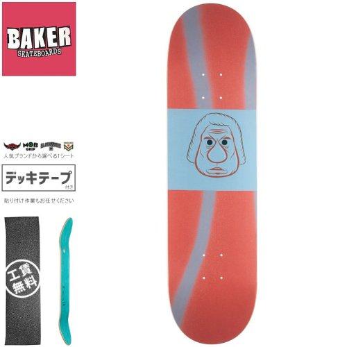【ベーカー BAKER スケートボード デッキ】BEASLEY BARRY DECK【8.3875インチ】NO300